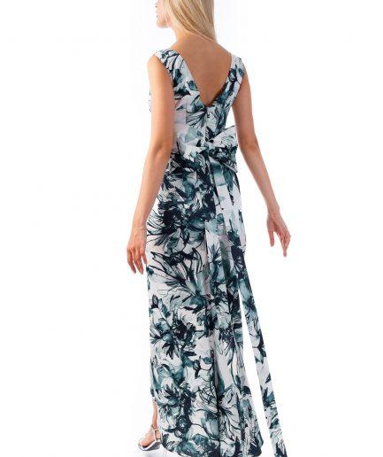 Petal Silhouette Dress | Nature's Noise Collection | Sinestezic