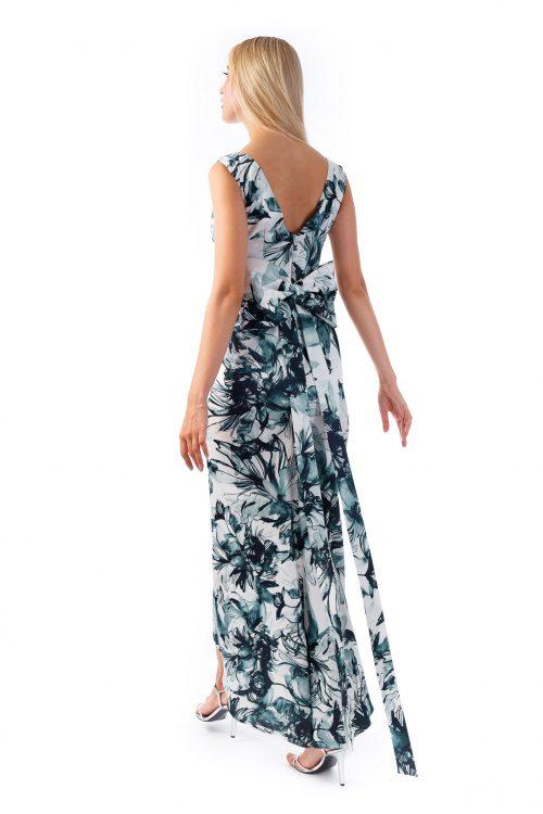 Petal Silhouette Dress   Nature's Noise Collection   Sinestezic