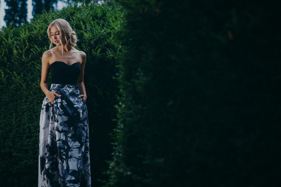 Sinestezic | Inner Flower Skirt