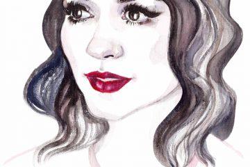 Valki Oana   Watercolor Mirror Contest   Sinestezic