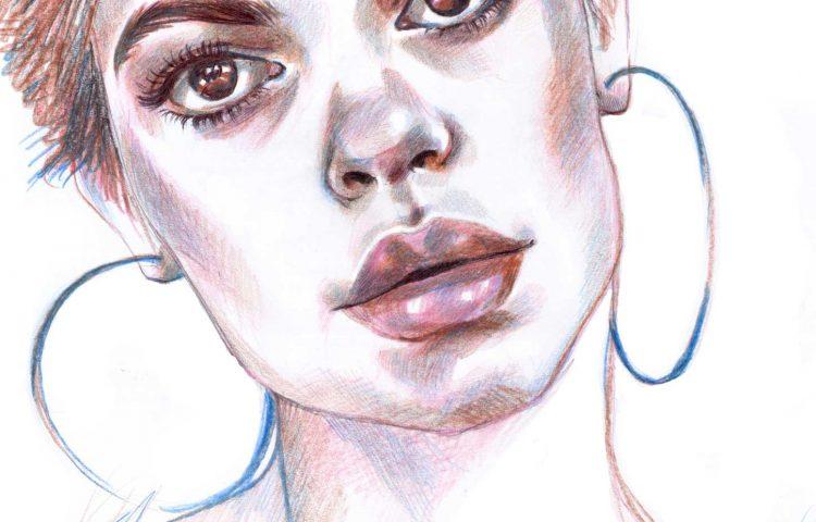 Laura Giurcanu Next Top Model | Sinestezic